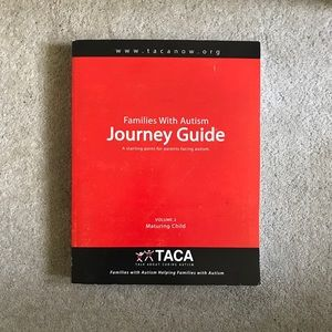Other - TACA Families with Autism Journey Guide